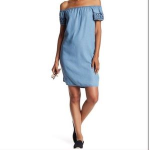 BeachLunchLounge • Dana Denim Dress
